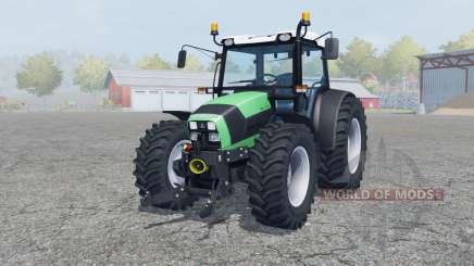Deutz-Fahr Agrofarm 430 TTV 2010 для Farming Simulator 2013