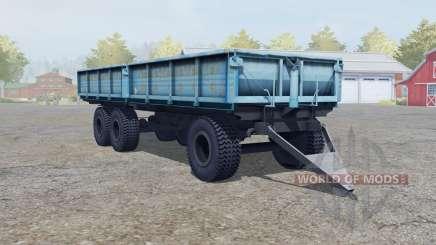ПТС-12 умеренно-голубой окрас для Farming Simulator 2013