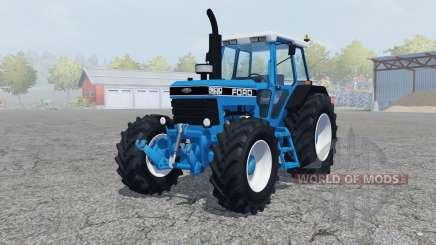 Ford 8630 4WD для Farming Simulator 2013