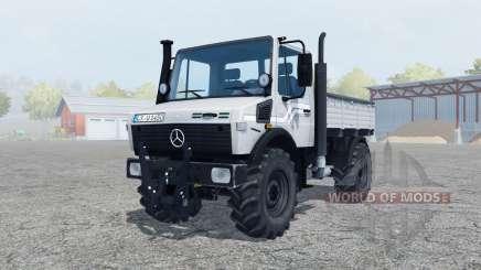 Mercedes-Benz Unimog U1450 (Br.427) loblolly для Farming Simulator 2013
