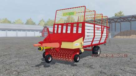 Pottinger EuroBoss 330 T pigment red для Farming Simulator 2013