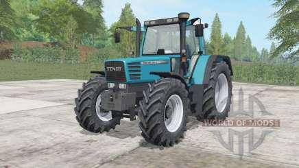 Fendt Favorit 511-515 C для Farming Simulator 2017