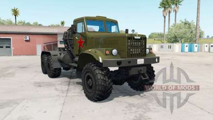 КрАЗ-258 для American Truck Simulator