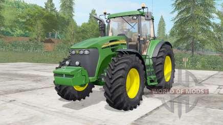 John Deere 7020-series attacher config для Farming Simulator 2017