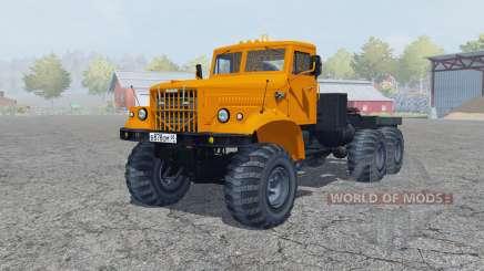 КрАЗ-258 для Farming Simulator 2013