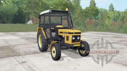 Zetor 6211-7245 для Farming Simulator 2017
