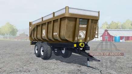 Gilibert 1800 Pro multifruits для Farming Simulator 2013