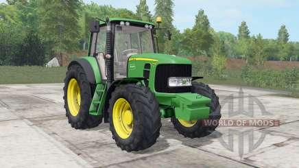 John Deere 6000&7000-series Premium для Farming Simulator 2017