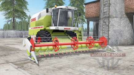 Claas Dominator 208 Mega june bud для Farming Simulator 2017