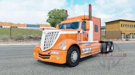 International LoneStar StandUp Sleeper для Euro Truck Simulator 2