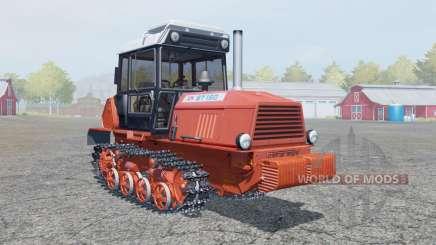 ВТ-150 мягко-красный окҏас для Farming Simulator 2013