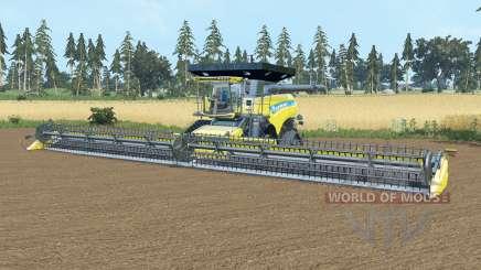 New Holland CR10.90 dandelion для Farming Simulator 2015