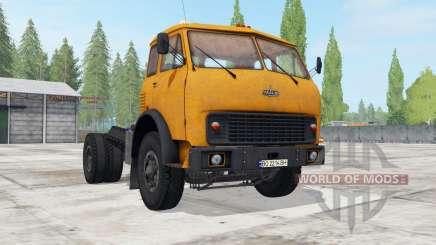МАЗ-504В для Farming Simulator 2017
