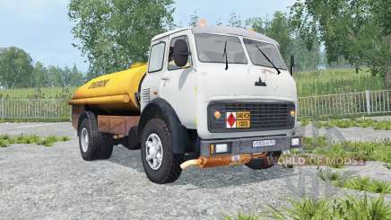 МАЗ-500 ТЗ для Farming Simulator 2015