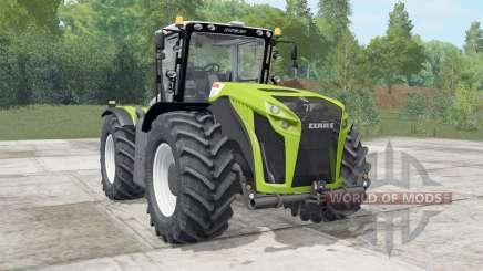 Claas Xerion 4000-5000 Trac VC для Farming Simulator 2017
