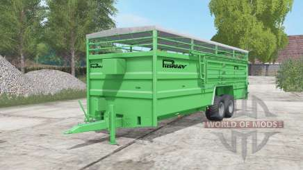 Pirnay V14H jade для Farming Simulator 2017