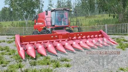 Case IH Axial-Flow 9230 carmine pink для Farming Simulator 2015
