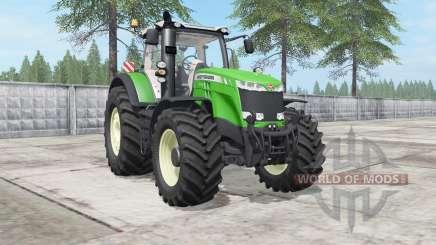 Massey Ferguson 8727-8740 large Terra tires для Farming Simulator 2017