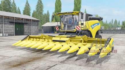 New Holland CR10.90 tuning editioɳ для Farming Simulator 2017