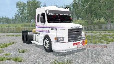 Scania T113H 360 для Farming Simulator 2015