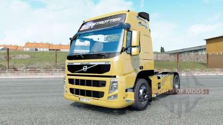 Volvo FM Globetrotter cab 2010 для Euro Truck Simulator 2