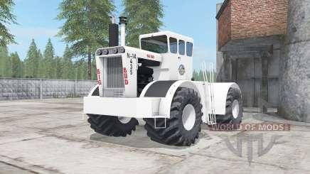 Big Bud N-14 435 white для Farming Simulator 2017