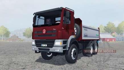 Tatra Phoenix T158 6x6 для Farming Simulator 2013