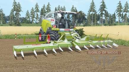 Claas Jaguar 980 pear для Farming Simulator 2015