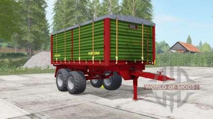 Fortuna FTD 150 sap green для Farming Simulator 2017