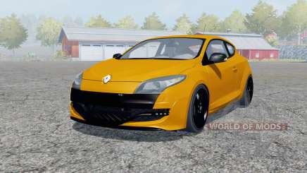 Renault Megane R.S. 265 2012 для Farming Simulator 2013