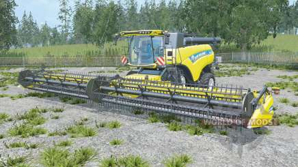 New Hollaɳd CR10.90 для Farming Simulator 2015