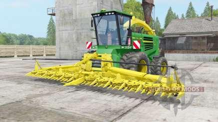 John Deere 7300-7800 для Farming Simulator 2017