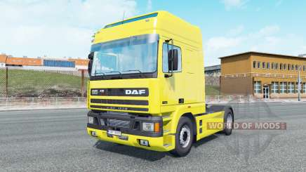 DAF FT 95.430ATi Super Space Cab 1992 для Euro Truck Simulator 2