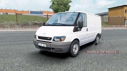 Ford Transit 2000 для Euro Truck Simulator 2