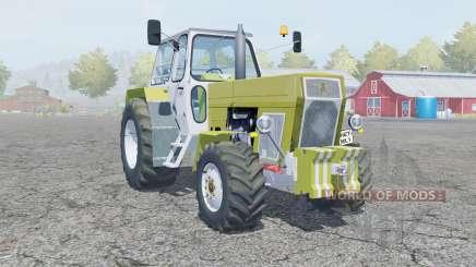 Fortschritt ZT 303 green smoke для Farming Simulator 2013