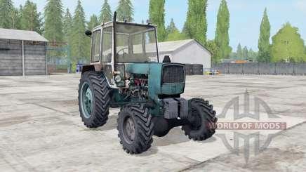 ЮМЗ-6КӅ для Farming Simulator 2017