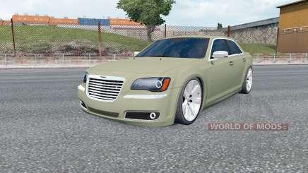 Chrysler 300C (LX2) 2011 для Euro Truck Simulator 2