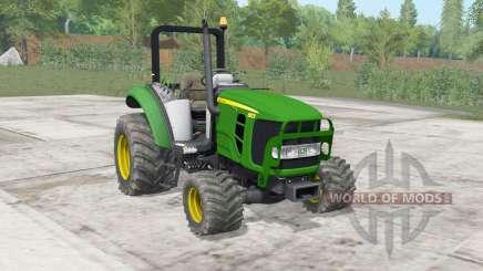 John Deere 2032R front loader для Farming Simulator 2017