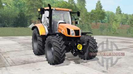 New Holland T6.175 Gamling Editioɳ для Farming Simulator 2017