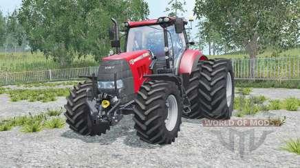 Case IH Puma 165 CVX added wheels для Farming Simulator 2015