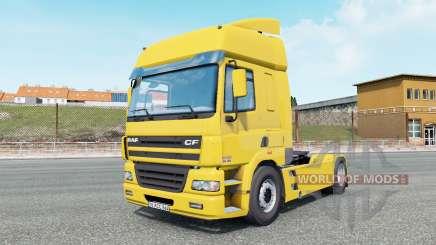 DAF CF85.380 Space Cab для Euro Truck Simulator 2