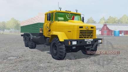 КрАЗ-65053 для Farming Simulator 2013