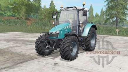 Massey Ferguson 5600-series для Farming Simulator 2017