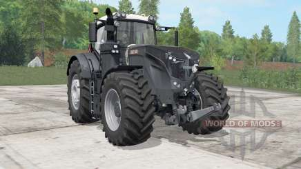 Fendt 1050 Vario wheels selection для Farming Simulator 2017