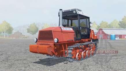ВТ-150 мягко-красный окрас для Farming Simulator 2013