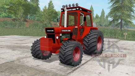 Volvo BM 2654 scarlet для Farming Simulator 2017