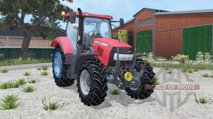 Case IH Maxxum 140 multicontroller для Farming Simulator 2015