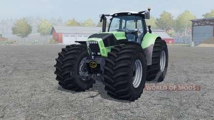 Deutz-Fahr Agrotron X 720 Terra tires для Farming Simulator 2013