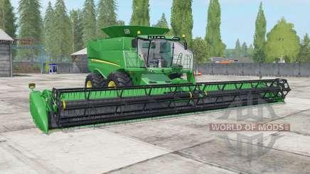 John Deere S760-790 US version для Farming Simulator 2017