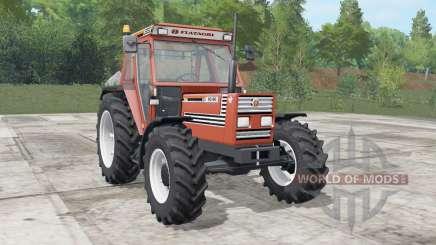 Fiat 90-series для Farming Simulator 2017